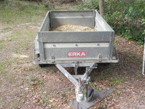 Remorque occasion Erka - Remorque occasion