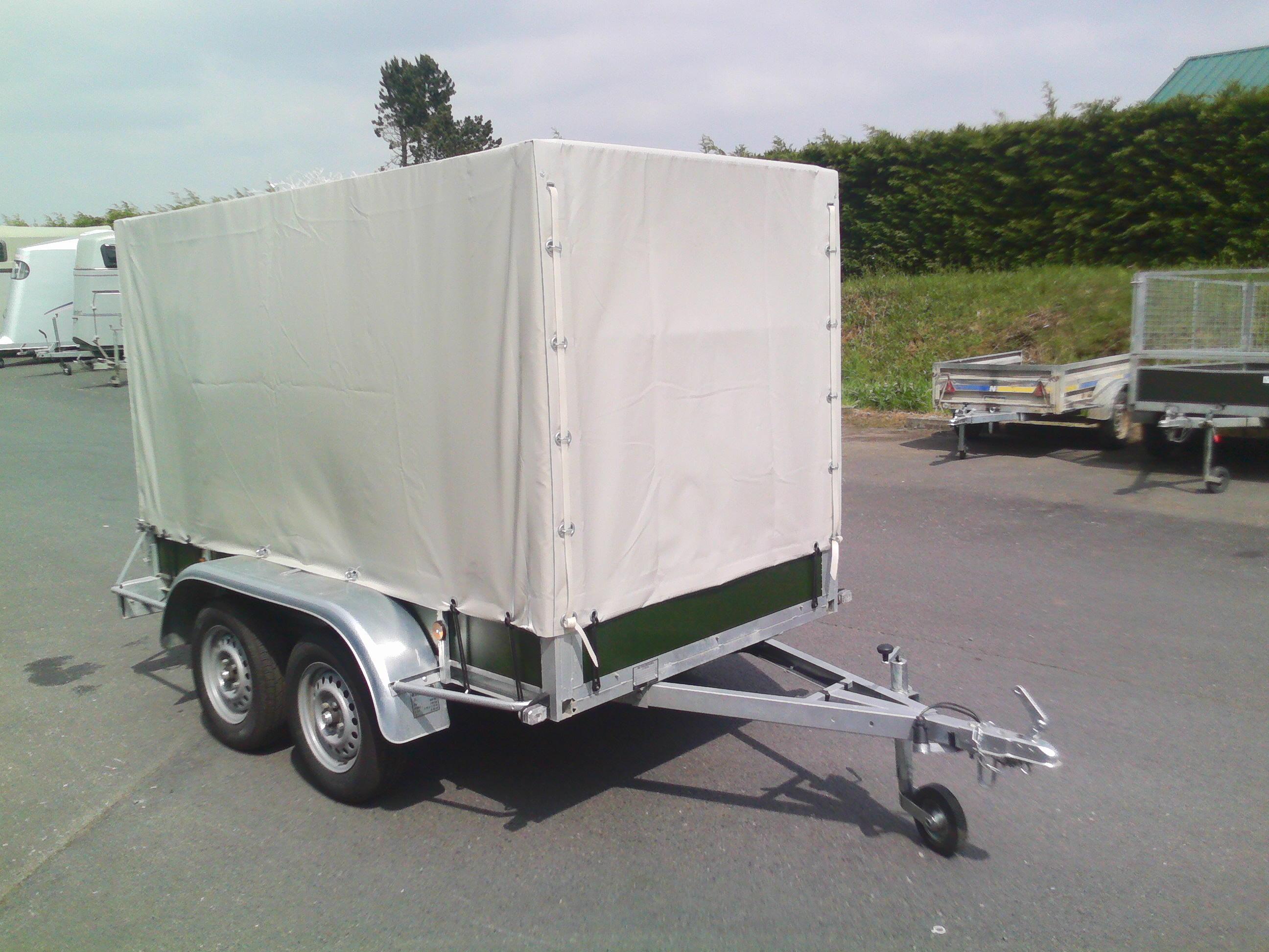 Remorque utilitaire 750 kg