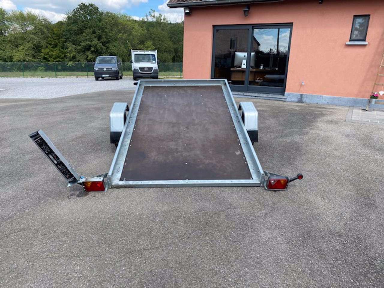 Tema plateau -750 kg occasion
